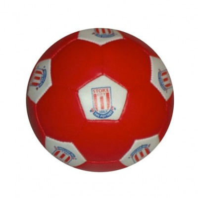 branded indoor footballs - Stoke City football club